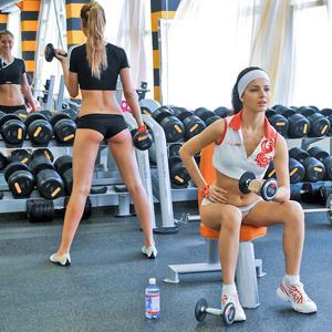 Фитнес-клубы Гурьевска