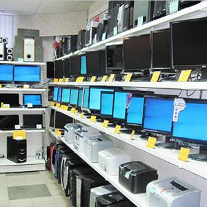 Компьютерные магазины Гурьевска