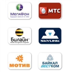 Операторы сотовой связи Гурьевска