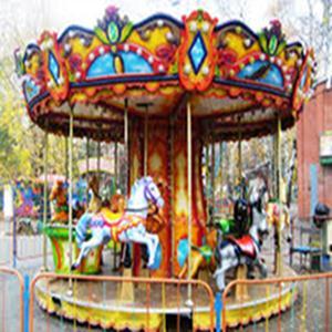 Парки культуры и отдыха Гурьевска
