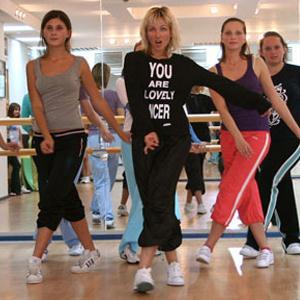 Школы танцев Гурьевска