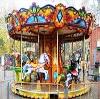 Парки культуры и отдыха в Гурьевске