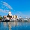 Речные и морские вокзалы в Гурьевске