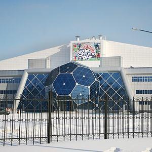 Спортивные комплексы Гурьевска